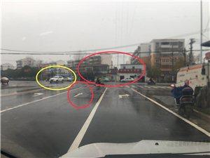 �l展大道和�A英大道交叉口地面�俗R�司�修改的建�h