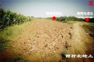 富平西村:�ぴL魏征故里