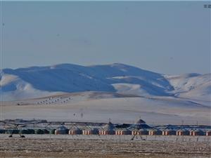 张建民摄影:冰雪的呼唤