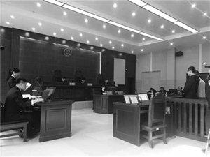 暴力催债、砸车打人......这4人违法作恶、欺压百姓,白沙法院审了!