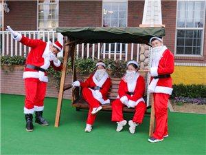平安夜,博兴圣诞老人到这20位小朋友家送礼物啦!快看你认识吗?