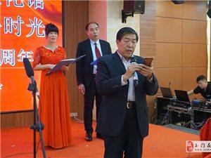 玉门市老年大学 举办庆祝澳门回归20周年暨迎新春演唱会