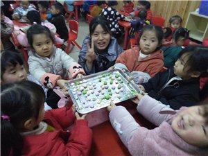 邻水县阳光艺术幼儿园:彩色汤圆圆又圆欢欢喜喜迎新年