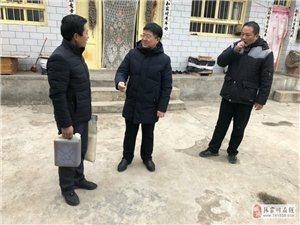 �m石化�W院副校�L程小�t看望慰���R鹿�寺�炒謇щy群�