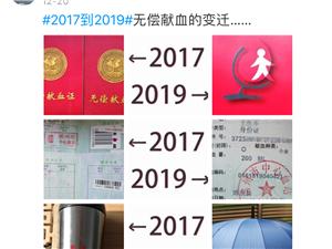 【获奖人员名单】2017到2019