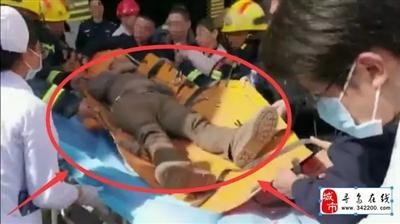 寻乌一工人掉入16米深水泥罐,消防进罐救人,为他们点赞!【附视频】