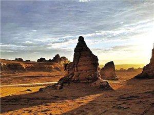 """惊现""""土星环"""",还建了火星营地,中国最不像地球的城市是它吗?"""