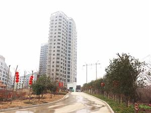 潢川万康大爱城2020年1月份施工进度报道,内附价格、面积、优惠详情!