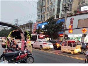 重要提醒!潢川街头电动三轮车被拖走,这些人注意了...