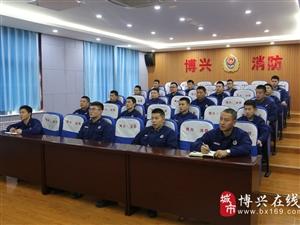 【平安春运交警同行】交警大队走进单位、企业开展宣传活动