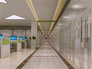 台湾集景清爽簡約的辦公室裝修設計案例