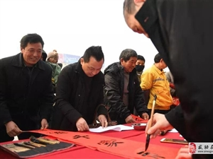 【头条】春节来武功古城过大年,才是最有味的中国年!