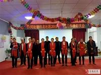 汴北社区举办2020年迎新春联欢会