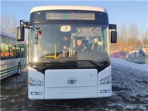 白城公交pt电子游戏2路公交车即将更换新能源电动公交车