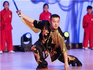 """""""万中杯""""2020年博兴县统一战线春节联欢晚会―――《中华武魂》"""
