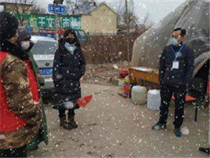 博兴:风雪中的坚守
