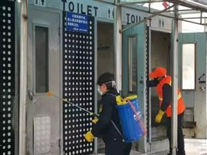 昭通�h�l全�T上��,每天24小�r�θ�城垃圾收集清�\、公��巡回消毒