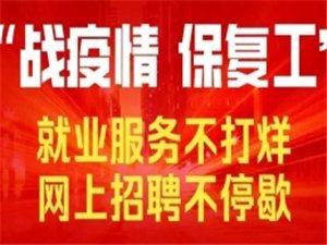 关于开展2020年齐河县(春风行动)网络招聘服务活动支持企业复工的通告