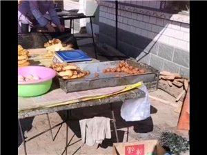 安都营爱心人士为24人值班人员提供各种食品二十二天