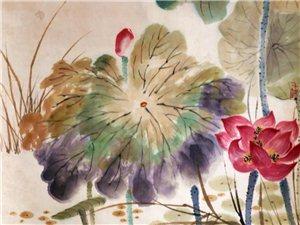 他是近代画坛为数不多的能进入美术史的画家
