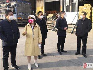 【抗疫人物风采】董亚玲:疫情第一线,最美市场监管人