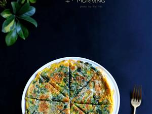 【美食分享】菠菜�u蛋�:�I�B健康早餐,十分��p松搞定