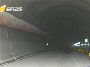 年底通车目标不变!白沙至儋州高速全线复工