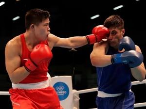 恭喜!在白沙集训的中国拳击队已斩获6张奥运入场券