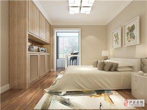 大卧室用对开门衣柜和推拉门衣柜哪个好?