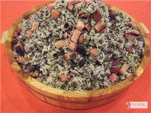 在铜仁,社饭更是一种风味美食