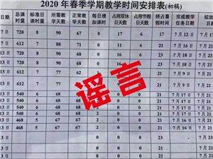 除初三高三外其他年级4月13日开学?海南省教育厅回应了!