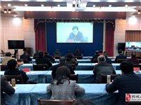 全省、安庆市2020年春季学期学生返校和校园疫情防控工作电视电话会议召