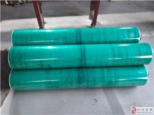胶州镀锌板黑白PE保护膜 透明绿色箭头保护膜
