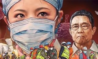 泪目!视频版中国抗疫图卷