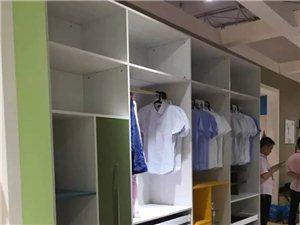 普通衣柜柜体