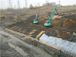 南京市九乡河治理应急工程监理二标段(河道工程)