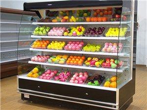 河南�州哪里有�u�料柜水果柜�L幕柜