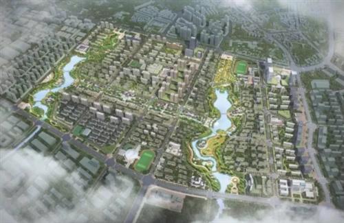 仁寿信利片区控规与城市设计