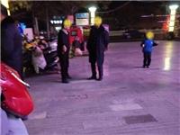 潢川网友爆料:一顿饭的功夫,停在保安面前的电瓶车不见了...
