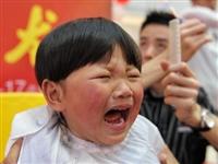 消费者说:潢川年关理发都好贵,给小孩剪个头发居然要68!
