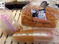 """9.9元抢购23元的""""吐司面包1个+奶油面包1个+油炒面1袋""""套餐一份  【鑫颖蛋糕】"""