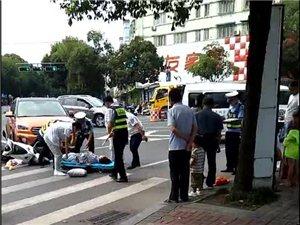 今日宁国又发生了一起车祸...