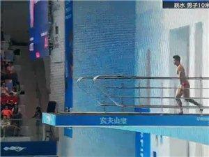 �o州�罱∫允澜绲谝浑y度再度拿下跳水世界冠�