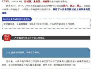 六安今年计划实现皇冠最新新2网址大全|官方网站县、金寨县摘帽约7.68万人脱贫!