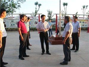 姚志江调研指导新时代文明实践站(所)建设工作