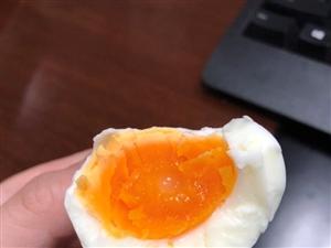 �K于煮了一次溏心蛋!