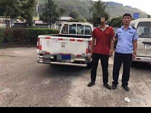 一男子无证驾驶机动车被三道沟交警查获,曾花1000元托人办假证