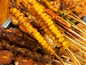 来说说你心目中,潢川最好吃的烧烤在哪儿?