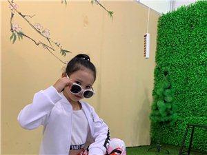 第九届中国国际少儿车模大赛滨州赛区推荐选手时晓蕊