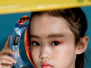 第九届中国国际少儿车模大赛滨州赛区推荐选手张佳轩